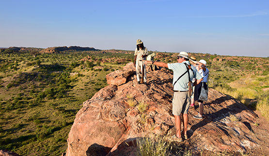 Mapungubwe National Park.
